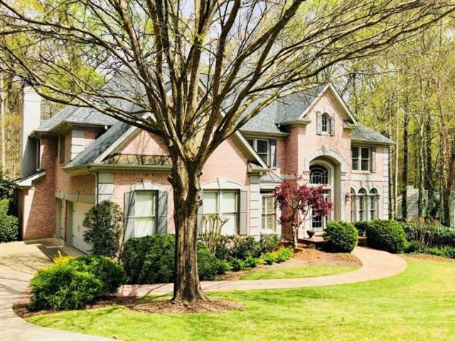 427 Langley Oaks Drive SE, Marietta, GA 30067 (MLS #5985064) :: RE/MAX Paramount Properties