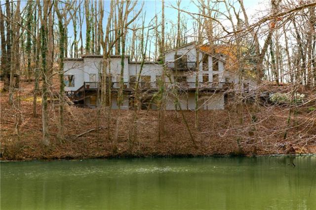 377 Lakeshore Drive, Berkeley Lake, GA 30096 (MLS #5985354) :: North Atlanta Home Team
