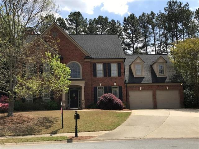4583 Rutherford Drive, Marietta, GA 30062 (MLS #5985742) :: Carr Real Estate Experts