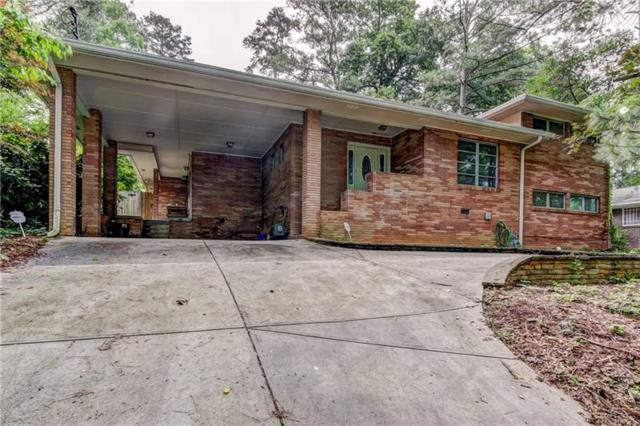 1715 Dunwoody Place NE, Brookhaven, GA 30324 (MLS #5985781) :: Five Doors Roswell | Five Doors Network
