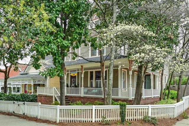 428 Woodward Avenue SE, Atlanta, GA 30312 (MLS #5986134) :: The Justin Landis Group