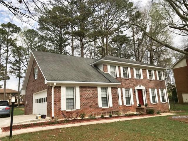 312 Regal Drive, Lawrenceville, GA 30046 (MLS #5986137) :: Carr Real Estate Experts