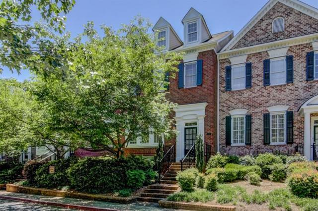 4714 Ivy Ridge Drive SE #4714, Atlanta, GA 30339 (MLS #5986208) :: North Atlanta Home Team