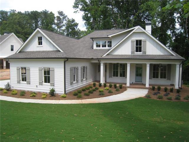 672 Frank Kirk Road NW, Kennesaw, GA 30152 (MLS #5986221) :: North Atlanta Home Team
