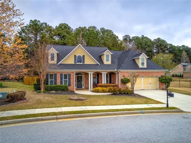 2524 Starfire Lane, Loganville, GA 30052 (MLS #5986262) :: Rock River Realty