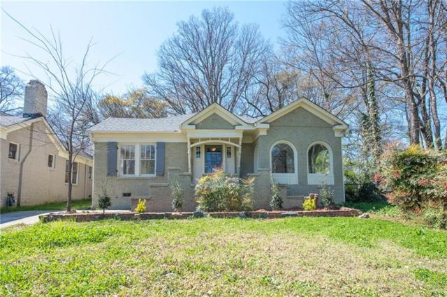 3415 Harding Avenue, Hapeville, GA 30354 (MLS #5986623) :: Carr Real Estate Experts