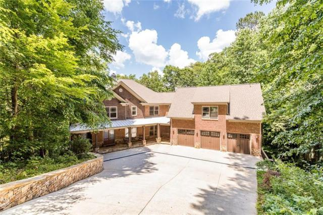 200 Grogans Lake Point, Sandy Springs, GA 30350 (MLS #5986773) :: Iconic Living Real Estate Professionals