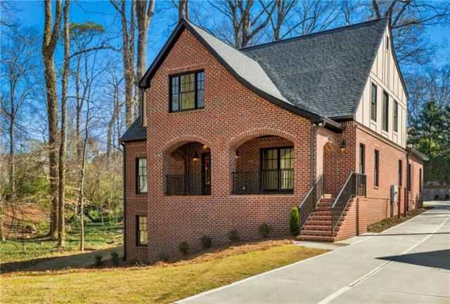 1907 Ridgewood Drive NE, Atlanta, GA 30307 (MLS #5986872) :: North Atlanta Home Team
