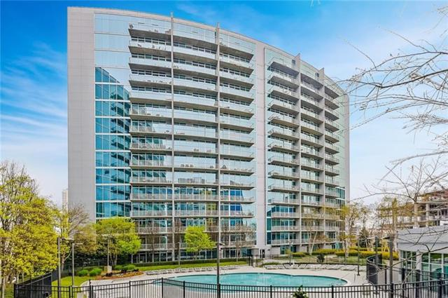 44 Peachtree Place NW #1924, Atlanta, GA 30309 (MLS #5987039) :: The North Georgia Group
