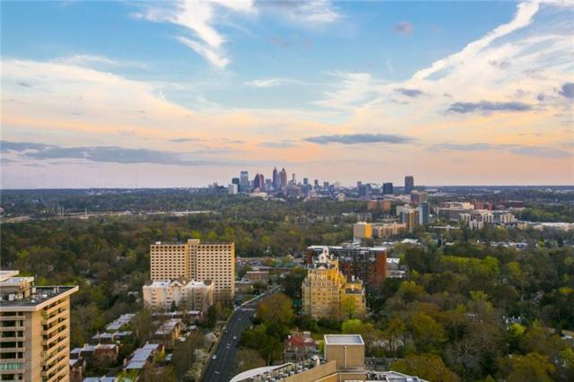 2660 Peachtree Road NW 36GH, Atlanta, GA 30305 (MLS #5987227) :: Good Living Real Estate