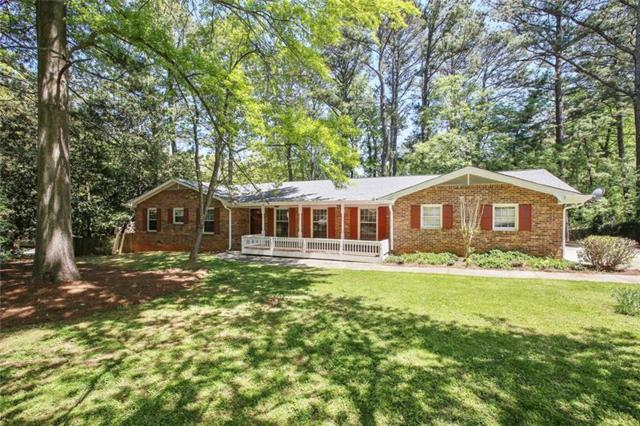 4955 Conover Drive, Dunwoody, GA 30338 (MLS #5987421) :: The Bolt Group