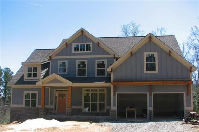 110 Canyon Ridge Trail, Canton, GA 30114 (MLS #5987469) :: The Russell Group