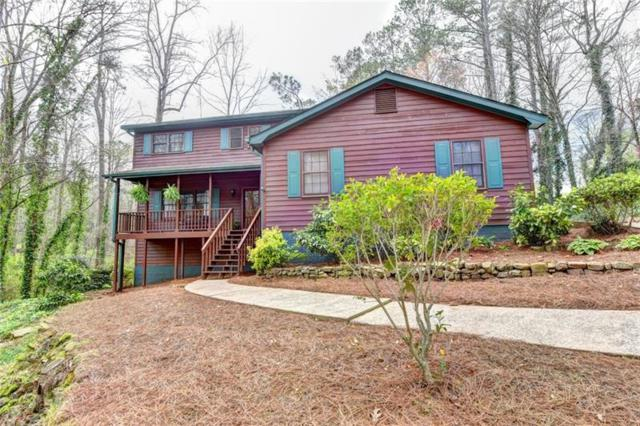 1265 Ridgefield Drive, Roswell, GA 30075 (MLS #5987775) :: The Russell Group