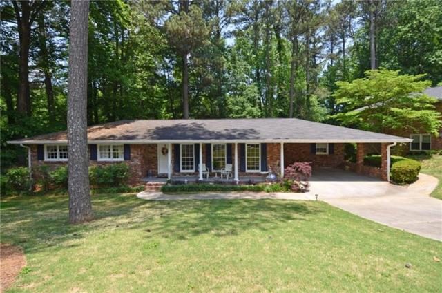 2048 Zelda Drive NE, Atlanta, GA 30345 (MLS #5988093) :: North Atlanta Home Team