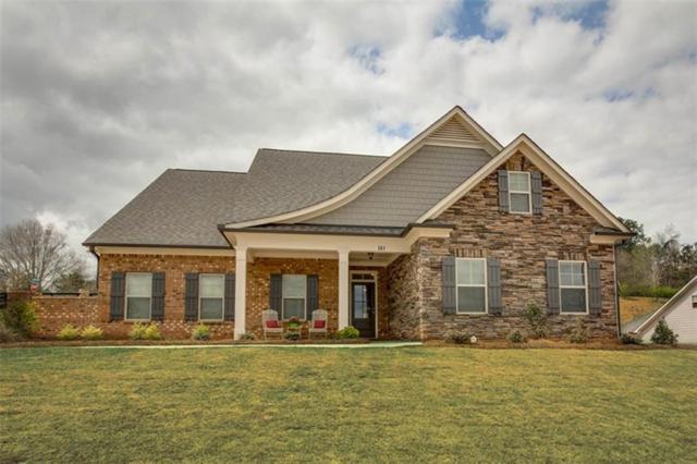 301 Sweetbriar Circle, Woodstock, GA 30188 (MLS #5988242) :: North Atlanta Home Team