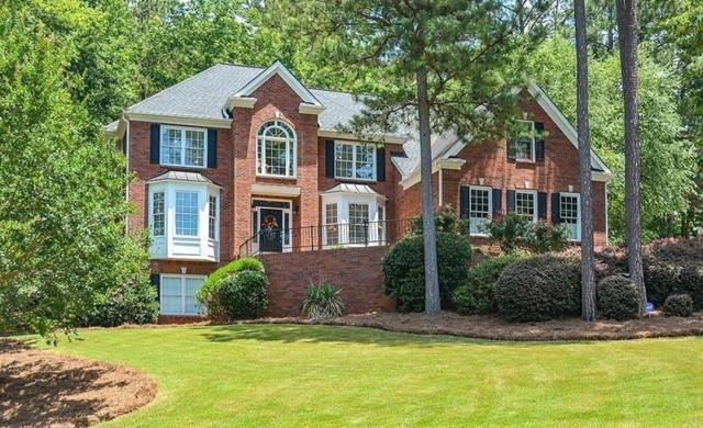 413 Morgan Falls Chase, Canton, GA 30114 (MLS #5988674) :: Carr Real Estate Experts