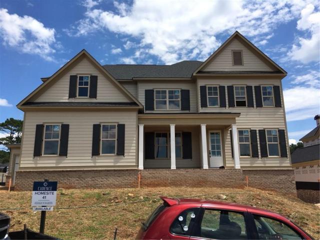 3170 Capriole Drive NE, Marietta, GA 30062 (MLS #5988976) :: Good Living Real Estate
