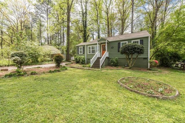 846 Gaylemont Circle, Decatur, GA 30033 (MLS #5989005) :: Carr Real Estate Experts