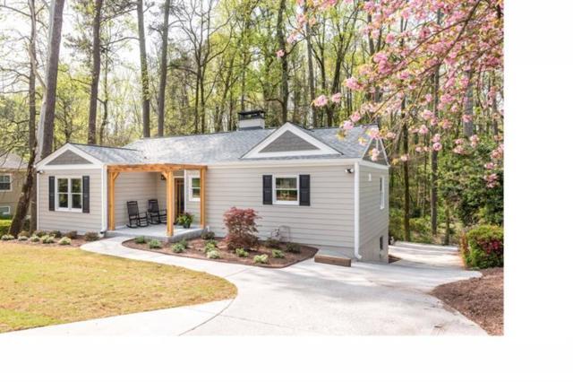1403 Lavista Road, Atlanta, GA 30324 (MLS #5989019) :: Carr Real Estate Experts