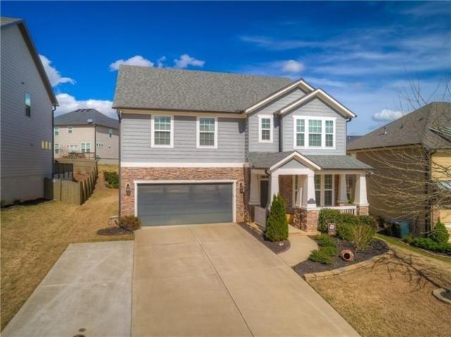 609 Stone Hill Drive, Woodstock, GA 30188 (MLS #5989528) :: The Cowan Connection Team