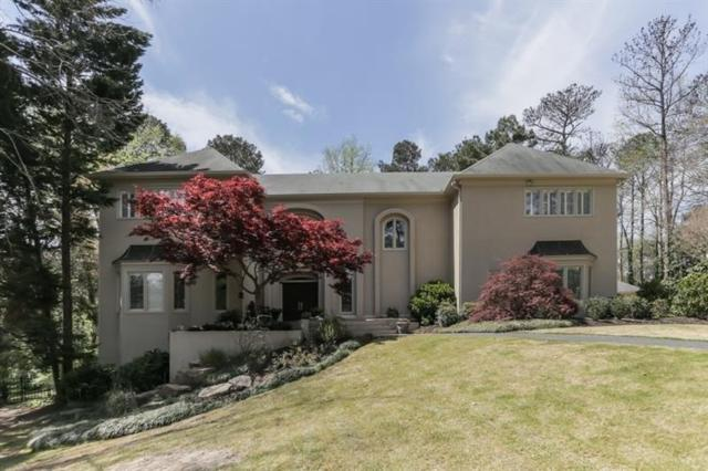 210 N Chambord Drive NW, Atlanta, GA 30327 (MLS #5989590) :: The Zac Team @ RE/MAX Metro Atlanta