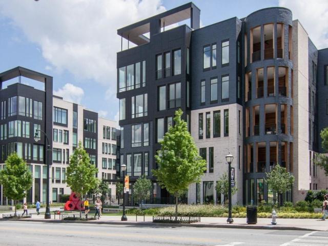 1301 Peachtree Street NE 2H, Atlanta, GA 30309 (MLS #5989836) :: RE/MAX Paramount Properties