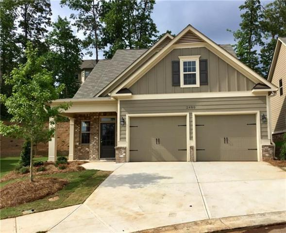 2480 Barrett Preserve Court SW, Marietta, GA 30064 (MLS #5989900) :: Good Living Real Estate