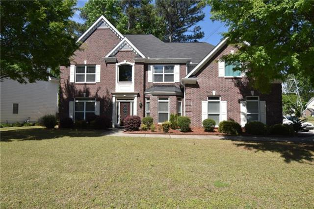 1581 Telfair Chase Way, Lawrenceville, GA 30043 (MLS #5991059) :: The Russell Group