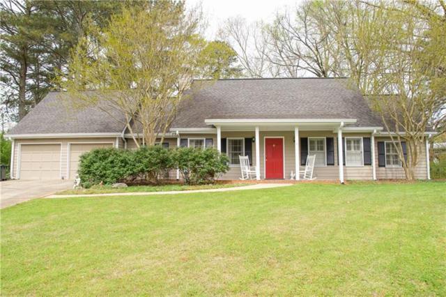 678 Benson Hurst Drive SW, Mableton, GA 30126 (MLS #5991316) :: Carr Real Estate Experts