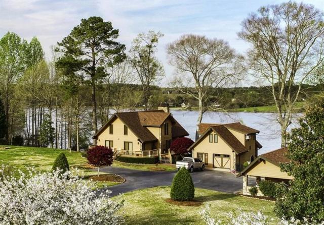 130 Hoot Owl Lane, Eatonton, GA 31024 (MLS #5991356) :: Carr Real Estate Experts