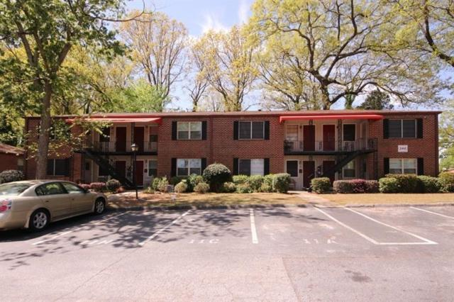 2411 Lawrenceville Highway D7, Decatur, GA 30030 (MLS #5991599) :: The North Georgia Group