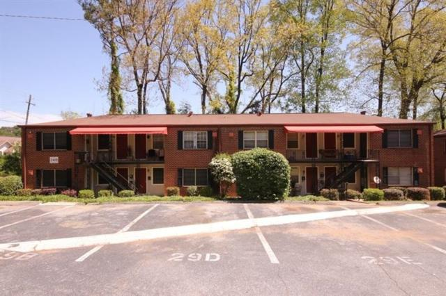 2429 Lawrenceville Highway A2, Decatur, GA 30033 (MLS #5991600) :: The North Georgia Group