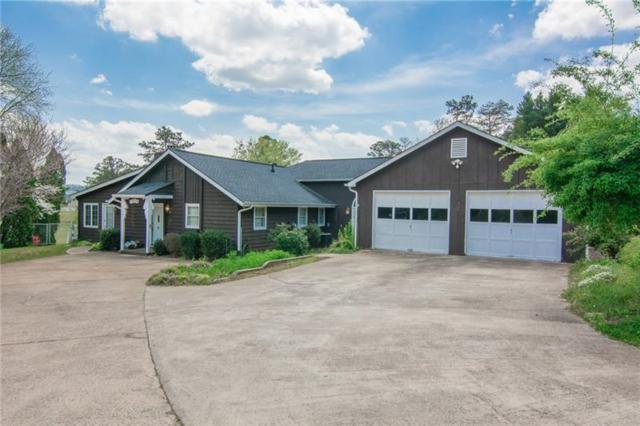 30 Lake Terrace Drive, Dawsonville, GA 30534 (MLS #5991760) :: The Russell Group