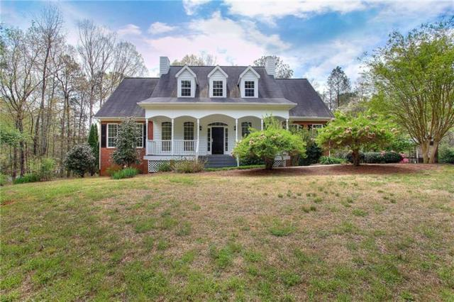 3107 Woodchuck Way SW, Conyers, GA 30094 (MLS #5992080) :: The Bolt Group