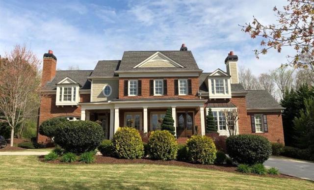161 Hawks Club Drive, Ball Ground, GA 30107 (MLS #5992217) :: North Atlanta Home Team