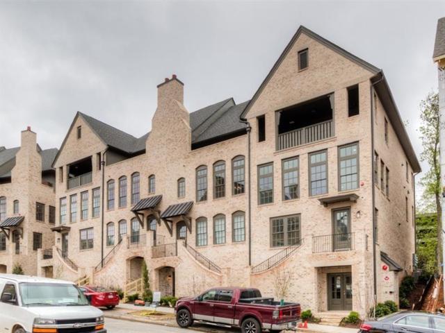 6613 Cadence Boulevard #4, Sandy Springs, GA 30328 (MLS #5992402) :: Kennesaw Life Real Estate