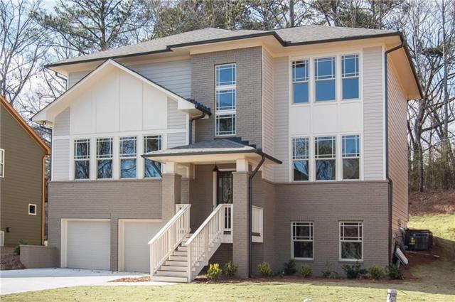3042 Silver Hill Terrace SE, Atlanta, GA 30316 (MLS #5992424) :: The Russell Group