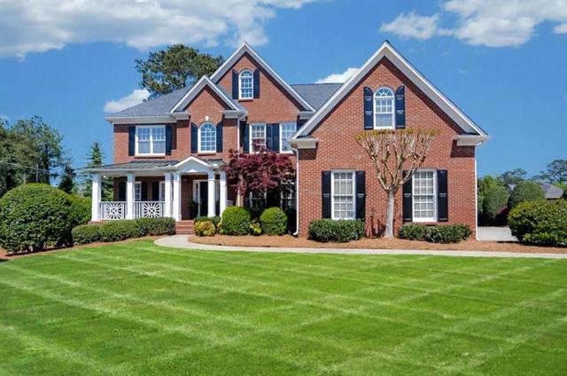 888 Saints Drive, Marietta, GA 30068 (MLS #5992665) :: Carr Real Estate Experts