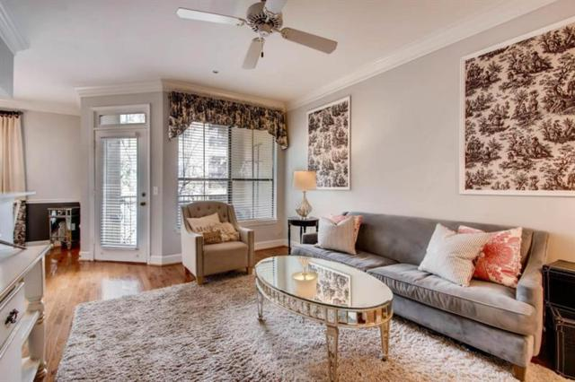 3777 Peachtree Road NE #1025, Brookhaven, GA 30319 (MLS #5992835) :: Carr Real Estate Experts