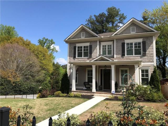 1518 Cortez Lane NE, Brookhaven, GA 30319 (MLS #5992949) :: North Atlanta Home Team