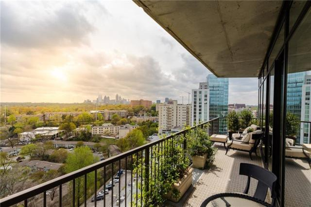 2233 Peachtree Road NE #1105, Atlanta, GA 30309 (MLS #5993148) :: The Cowan Connection Team