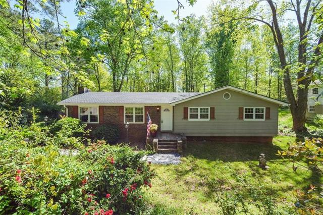 1012 Wiley Bridge Road, Woodstock, GA 30188 (MLS #5993252) :: North Atlanta Home Team