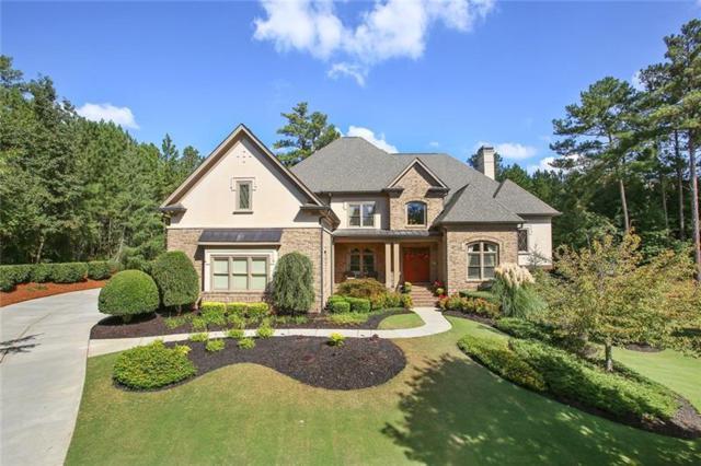 3395 Moye Trail, Duluth, GA 30097 (MLS #5993377) :: Carr Real Estate Experts