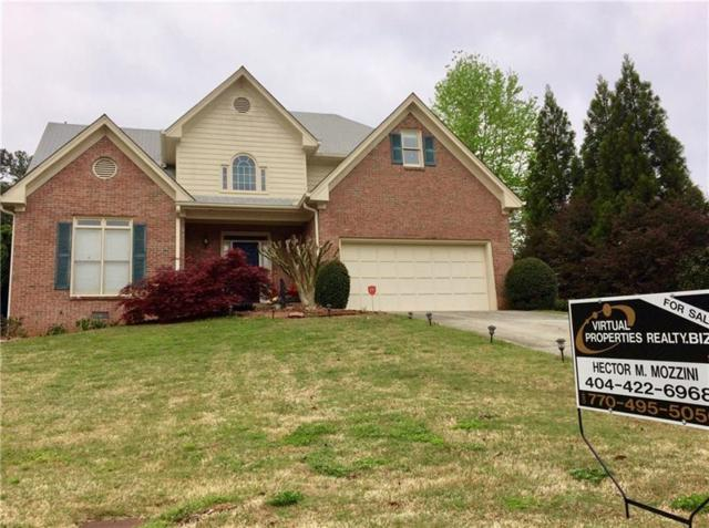 630 Indian Acres Court, Tucker, GA 30084 (MLS #5993505) :: Carr Real Estate Experts