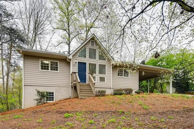 2925 Winchester Drive, Cumming, GA 30041 (MLS #5993607) :: Carr Real Estate Experts