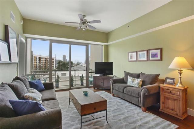 1100 Howell Mill Road NW #204, Atlanta, GA 30318 (MLS #5993938) :: Kennesaw Life Real Estate