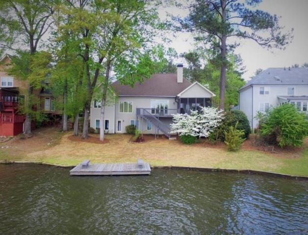 489 Breakwater Terrace, Stone Mountain, GA 30087 (MLS #5993991) :: Carr Real Estate Experts