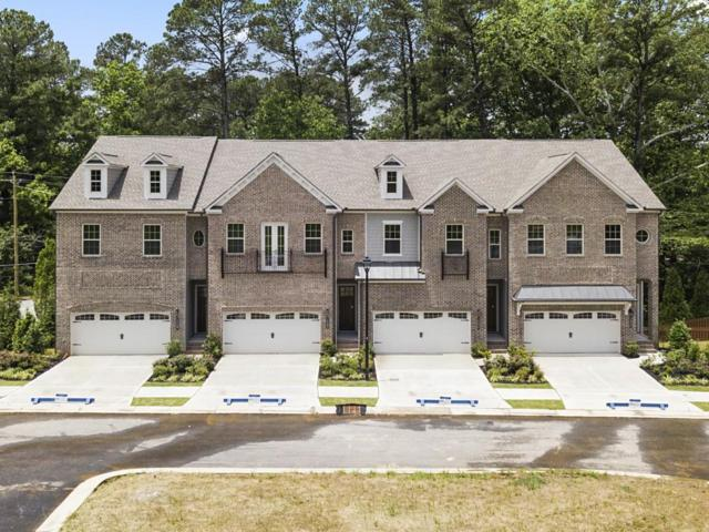 1452 Edgebrook Court #002, Atlanta, GA 30329 (MLS #5993992) :: The Cowan Connection Team