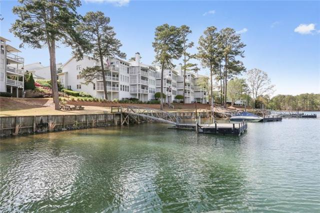2100 Habersham Marina Road 302D, Cumming, GA 30041 (MLS #5994236) :: Buy Sell Live Atlanta
