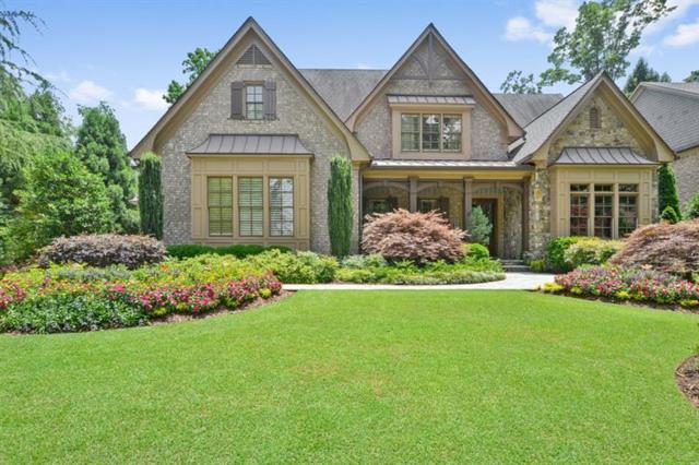 1581 Windsor Parkway, Atlanta, GA 30319 (MLS #5994316) :: North Atlanta Home Team